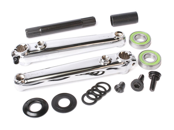 [재입고]SUNDAY SAKER V2 CRANKS 175mm -Chrome-