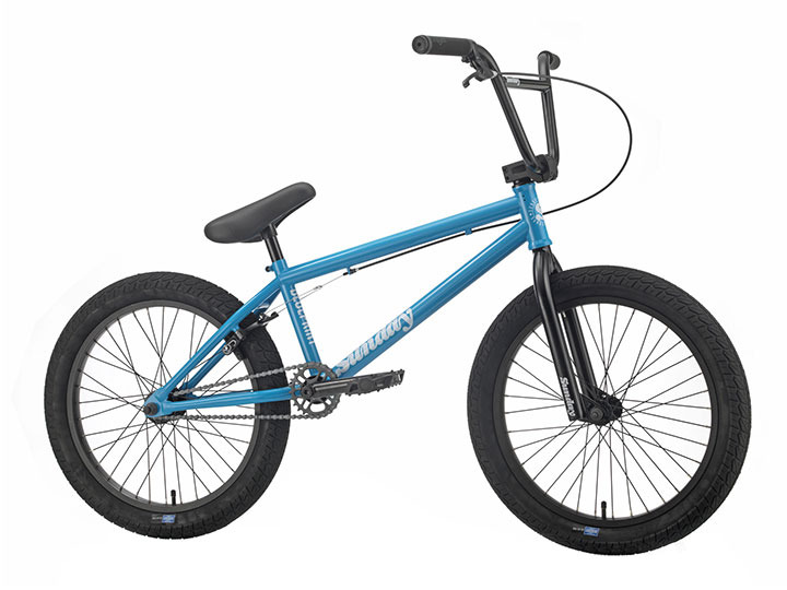 선데이 2019 블루프린트 BLUEPRINT 20 TT BMX Surf Blue
