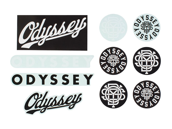 ODSY ASSORTED STICKER PACK