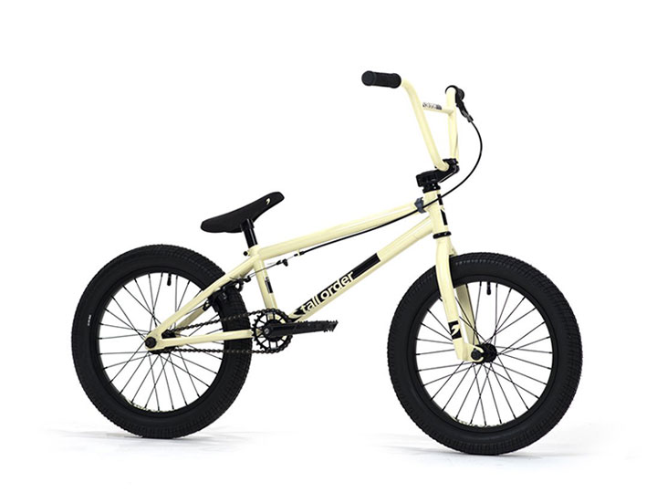 "2020 TALL ORDER Ramp 18"" 쥬니어용 BMX Gloss Pastel Yellow - 파스텔 옐로우 컬러"