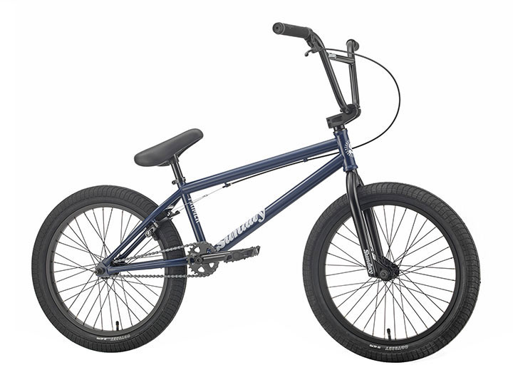 선데이 2019 프라이머 PRIMER 20.75 TT BMX Matte Midnight Blue