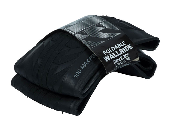 TALL ORDER Foldable Wallride Tyre - Black 2.30