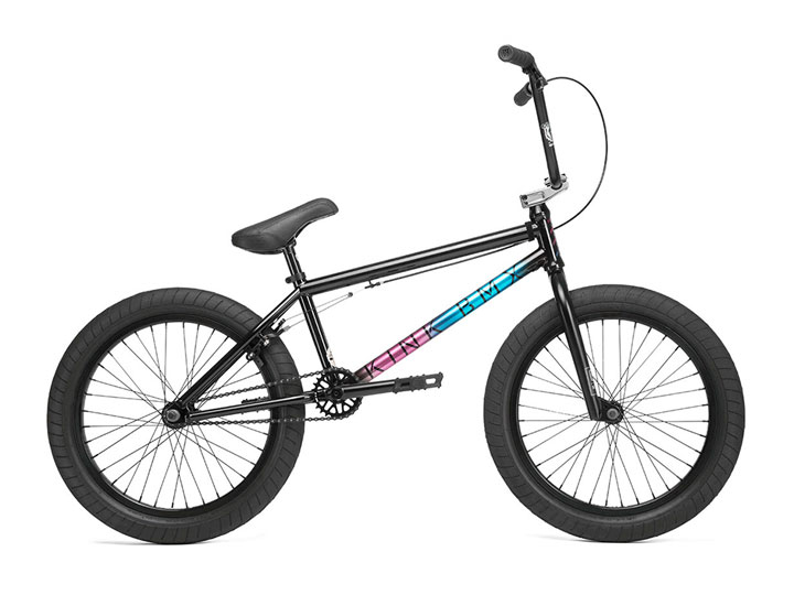 [2차분 품절]킨크 윕 KINK WHIP 20.5 TT BMX -Gloss Black-