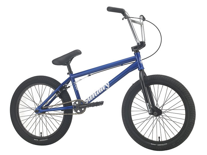 "[조기 품절]2021 선데이 스카우트 SUNDAY SCOUT 20.75""TT BMX -Gloss Candy Blue-"