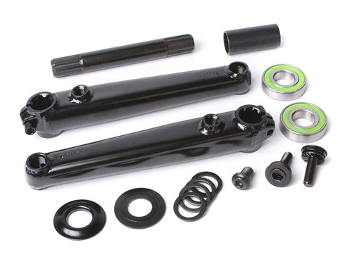 [재입고]SUNDAY SAKER V2 CRANKS 165mm -Black-