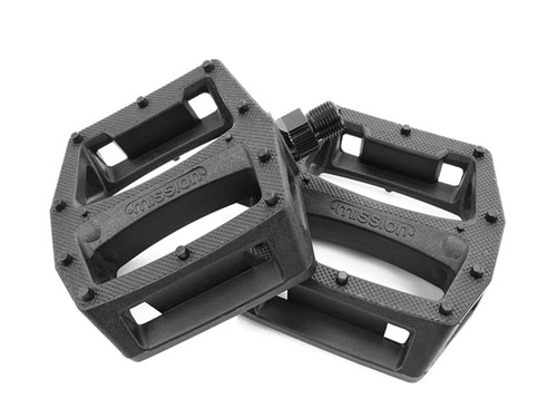 MISSION IMPULSE PC PEDALS -Black-