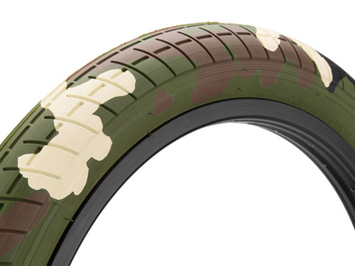 "MISSION TRACKER TIRE 2.4"" -GREEN CAMO-"
