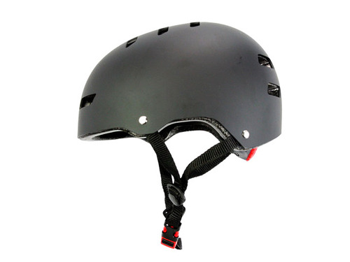 SHREDD SAFETY HELMET -Black-