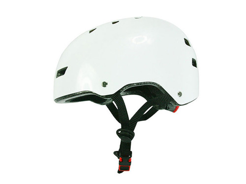 SHREDD SAFETY HELMET -White-