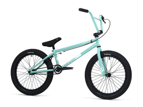 "Tall Order Ramp Medium BMX 20.3""TT - Gloss Teal"