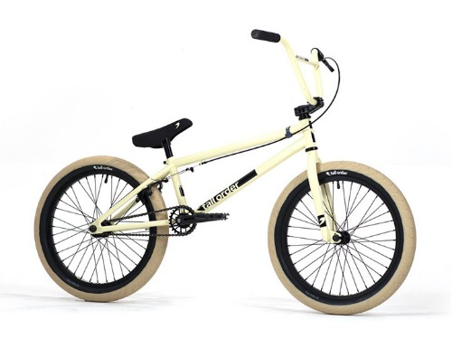 "Tall Order Ramp Medium BMX 20.3""TT - Gloss Pastel Yellow"