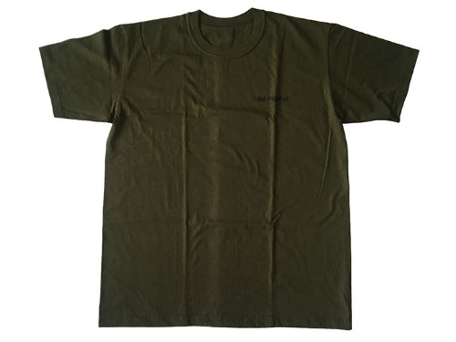 1-800-PEGLESS NEW ANTI PEG SHORT SLEEVE -Olive Drop-