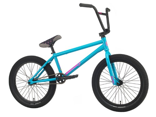 [품절]2020 선데이 포어케스터 FORECASTER 20.5 TT BMX -Gloss Ocean Blue- (Aaron Ross model)