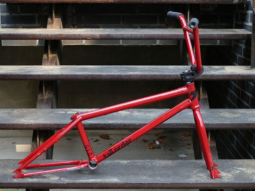 "TALL ORDER 215 V2 RED KIT [20.6""TT] 중고상품"