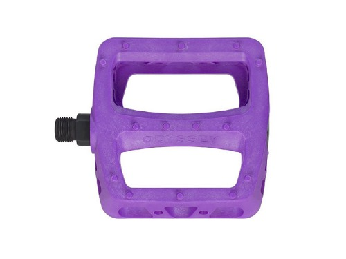 ODSY TWISTED PC PEDALS -Limited Purple-