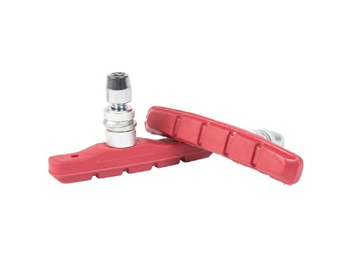 ODSY A‑Brake Pads -Red-
