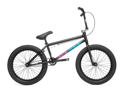 [2차 재입고!]킨크 윕 KINK WHIP 20.5 TT BMX -Gloss Black-