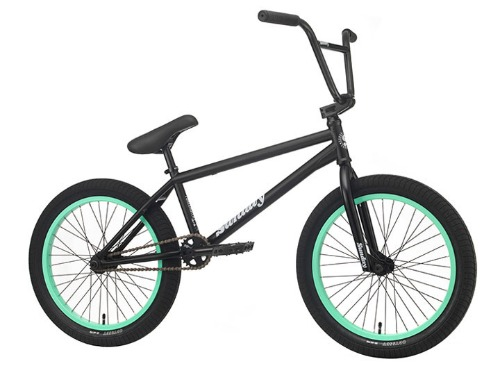 [4차분 재입고]2020 선데이 포어케스터 FORECASTER 20.75TT BMX -Matte Black- (Alec Siemon model)