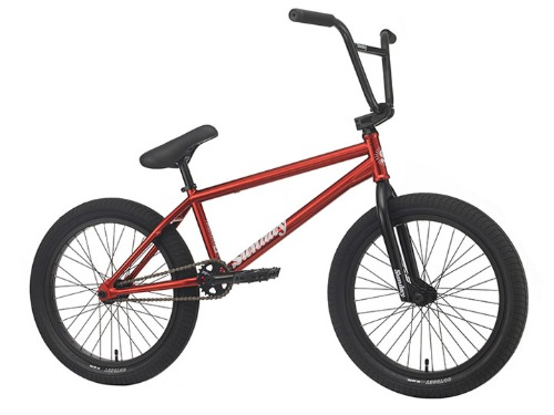 [3차분 조기품절!]2020 선데이 포어케스터 FORECASTER 20.75TT BMX -Candy Red- (Brett Silva model)