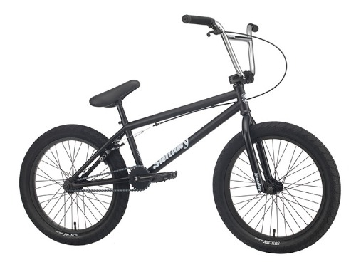 [3차분 품절] 2020 선데이 블루프린트 BLUEPRINT 20.5TT BMX -Matte Black+Chrome Bar-