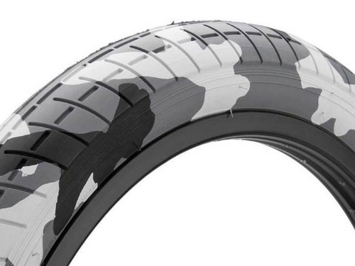 "MISSION TRACKER TIRE 2.4"" -Artic Camo-"