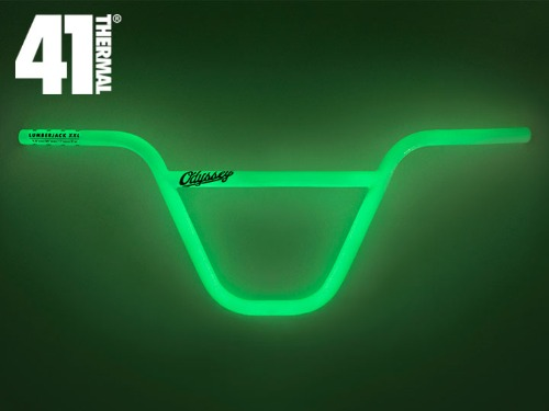 "[41-Thermal® 20th] ODYSSEY LUMBERJACK XXL BAR 9.8"" -Glow in the Dark-"