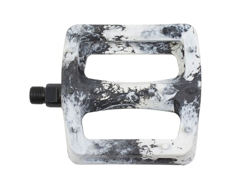 ODYSSEY TWISTED PRO PC PEDALS -Black/White Swirl-