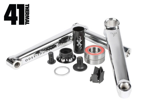 ODYSSEY THUNDERBOLT® PLUS CRANKS -Chrome-