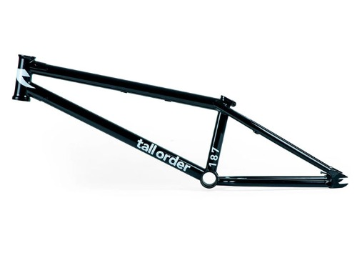 TALL ORDER 187 V3 Frame -Gloss Black- [20.8TT]