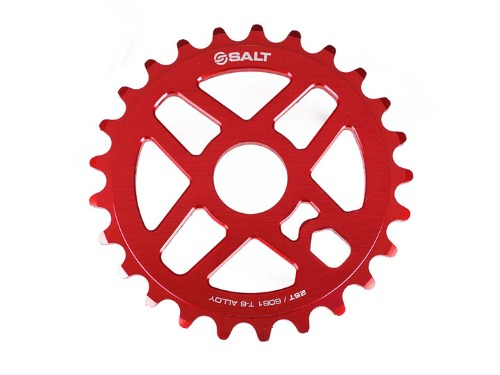 SALT PRO SPROCKET 25T -Red-