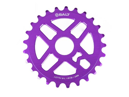SALT PRO SPROCKET 25T -Purple-
