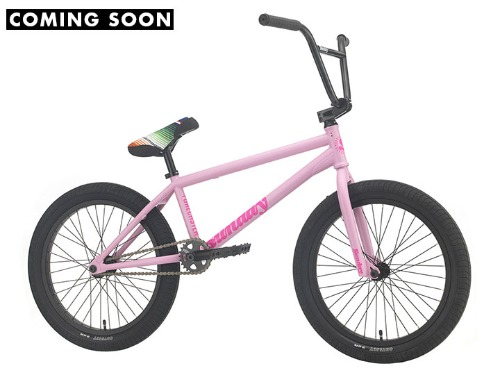 "[7월 25일 입고(예정)]2021 선데이 포어케스터 SUNDAY FORECASTER 'AARON ROSS' SIGNATURE 20.5""TT BMX -Matte Pale Pink-"