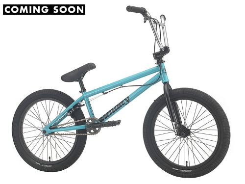 "[7월 25일 입고(예정)]2021 선데이 포어케스터 SUNDAY FORECASTER PARK 20.5""TT BMX -Gloss Turquoise with GYRO-"