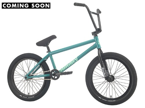 "[7월 25일 입고(예정)]2021 선데이 사운드웨이브 스페셜 SUNDAY SOUNDWAVE SPECIAL 'GARY YOUNG' SIGNATURE 21""TT BMX LHD -Gloss Billiard Green-"