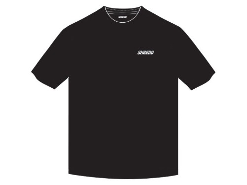 [재입고]SHREDD SHORT T-SHIRT Ver.2 Black
