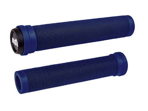 ODI Longneck SLX 160MM (FLANGELESS) -Navy Blue-