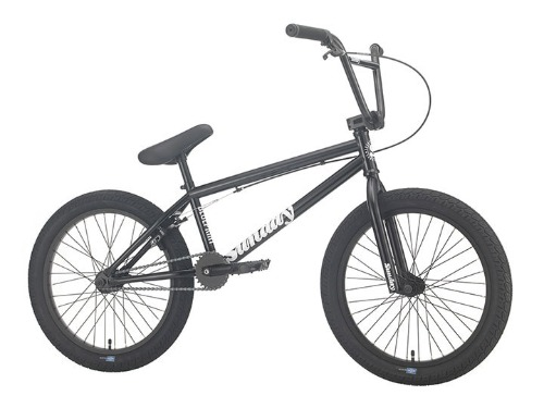 "[조기 품절]2021 선데이 블루프린트 SUNDAY BLUEPRINT 20.5""TT BMX -Gloss ALL Black-"