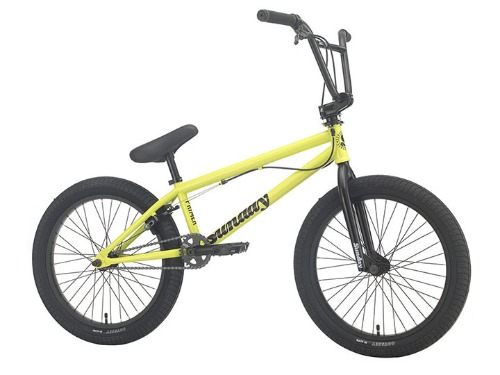 "[조기 품절]2021 선데이 프라이머 SUNDAY PRIMER PARK 20.5""TT BMX -Gloss Bright Yellow with GYRO-"