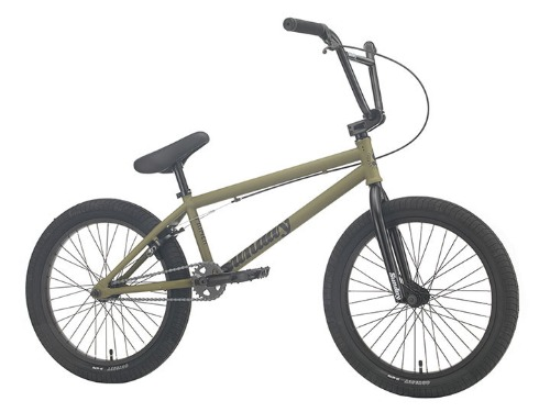 "[조기 품절]2021 선데이 프라이머 SUNDAY PRIMER 21""TT BMX -Matte Army Green-"