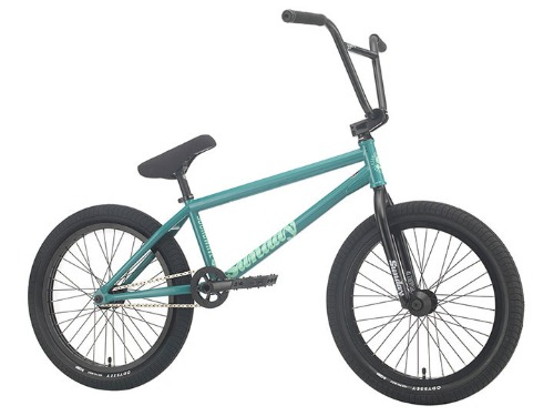 "[조기 품절]2021 선데이 사운드웨이브 스페셜 SUNDAY SOUNDWAVE SPECIAL 'GARY YOUNG' SIGNATURE 21""TT BMX LHD -Gloss Billiard Green-"