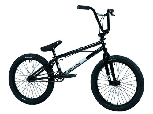 "[조기품절!]2021 톨오더 플레어 파크 TALL ORDER FLAIR PARK BMX 20.4""TT -Gloss Black-"