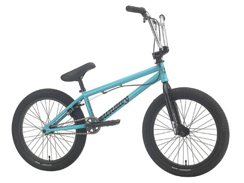 "[조기 품절]2021 선데이 포어케스터 SUNDAY FORECASTER PARK 20.5""TT BMX -Gloss Turquoise with GYRO-"