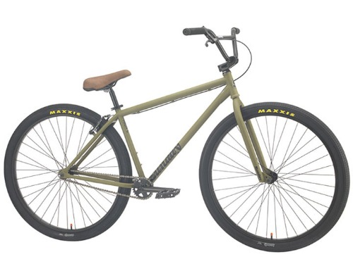 "2021 선데이 하이 C 29인치 SUNDAY HIGH C 29"" BMX -Matte Army Green-"