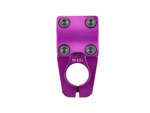 ODYSSEY NORD STEM Anodized Purple (Matt Nordstrom Signature)