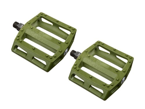 ANIMAL RAT TRAP PC PEDALS -Olive Green-