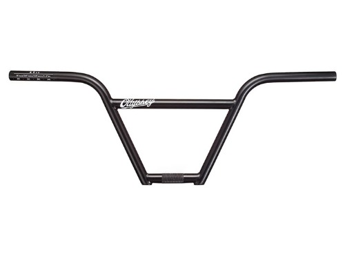 "ODYSSEY 49ER BAR 9"" Rust Proof Black"
