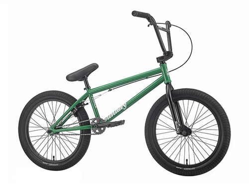 선데이 2019 프라이머 PRIMER 20.5 TT BMX Gloss Kelly Green