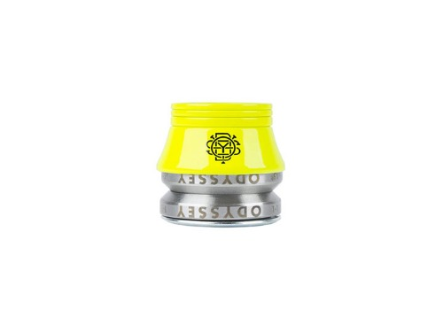 ODSY PRO CONICAL HEADSET Fluorescent Yellow