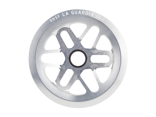 ODYSSEY LA GUARDIA SPROCKET Silver -25T- *NEW*